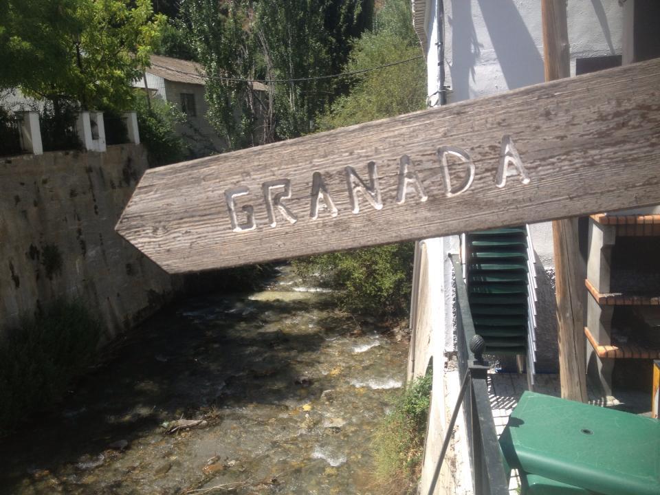 Granada Sign