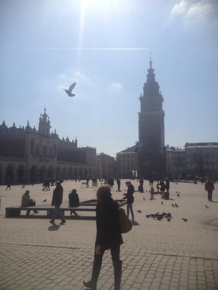 Krakow Tower