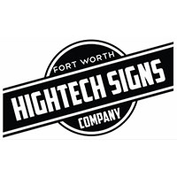 Fort Worth Hightech Signs Company - sponsor